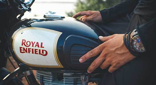 The story of Royal Enfield