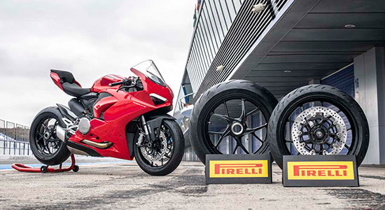 Pirelli is chosen as original equipment for the most powerful new naked production machines alongside key new models across all segments of the 2020 motorcycle manufacturer ranges